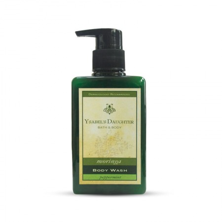 Ysabels Daughter Moringa Body Wash - Peppermint (250g)